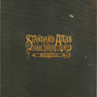 Standard Atlas of Grand Traverse County, Michigan