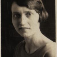 Agnes Nixon, 1929
