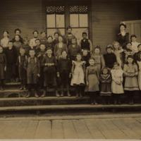 Kingsley School children, undated