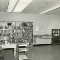 Peninsula Community Library, 1957