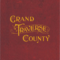 New Atlas and Directory of Grand Traverse County, Michigan