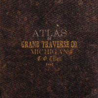 Atlas of Grand Traverse County, Michigan